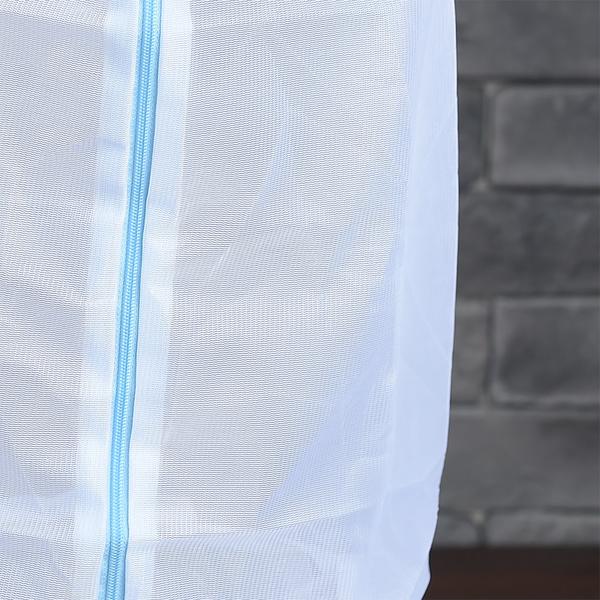【週年慶倒數3天 8折起】筒型細網洗衣立體袋-生活工場
