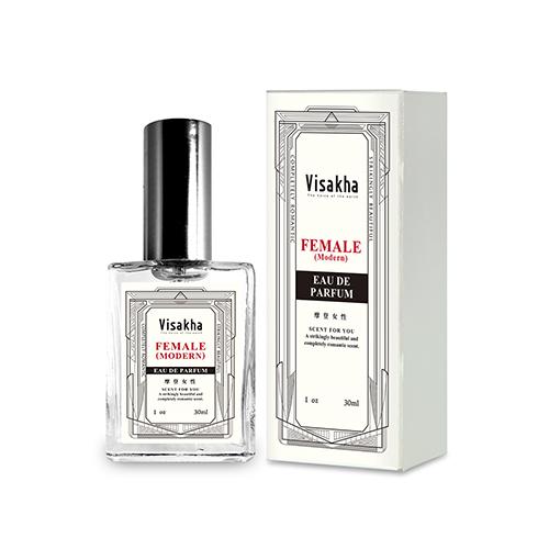 【Visakha】摩登女性淡香水 30ML (類似 香奈兒摩登COCO)