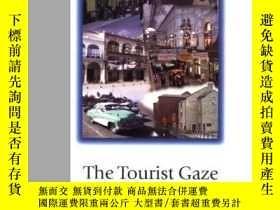 二手書博民逛書店The罕見Tourist Gaze-觀光客的凝視Y436638 John Urry Sage Publicat