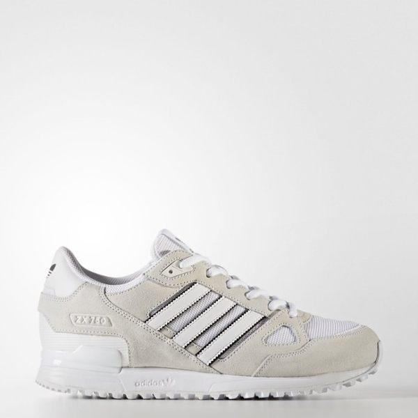 *adidas ZX 750 休閒鞋 運動鞋 米白色 男女鞋 BY9273