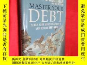 二手書博民逛書店Master罕見Your Debt: Slash Your Mo