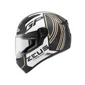 【輕量化】ZEUS瑞獅 ZS 811 AL2 全罩 安全帽《彩繪系列》(多種尺寸) (多種顏色)
