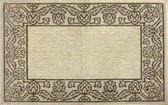 范登伯格 綠洲★大地系圈毛踏墊-玫瑰(淺款)60x90cm