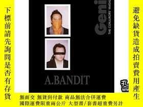 二手書博民逛書店Genii罕見Magazine August 2018 2018年8月Y397772 A.Bandit 國外