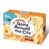 【小康軒多元學習教具】Play Again-城市小旅行 Going around the city 6900000113