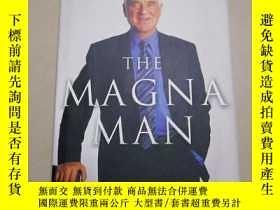 二手書博民逛書店frank罕見stronach the magna man 【精