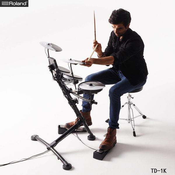 小叮噹的店 - 電子鼓 Roland羅蘭 TD-1K 贈專業教學 爵士鼓