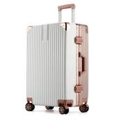 箱子行李箱ins網紅新款學生男女大容量24寸超大拉桿箱登機箱20寸 台北日光
