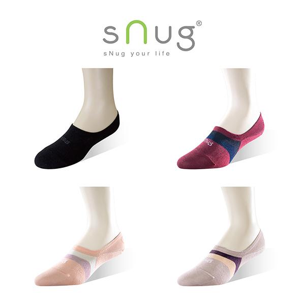 ★任選6件 結帳8折【sNug】隱形船襪 (除臭襪/帆船襪/短襪)