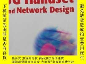 二手書博民逛書店3G罕見Handset and Network Design【3