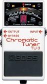 ☆ 唐尼樂器︵☆ BOSS TU-3 CHROMATIC TUNER 電源供應 地板式 調音器 TU-3