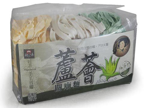 【村家味】蕾絲關廟麵-綜合麵片(1000g/包)_蕾絲麵