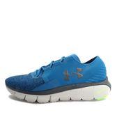 Under Armour UA Speedform Fortis 2 TXTR [1284470-779] 男 慢跑鞋 藍 灰