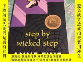 二手書博民逛書店英文原版:Step罕見by Wicked StepY182979