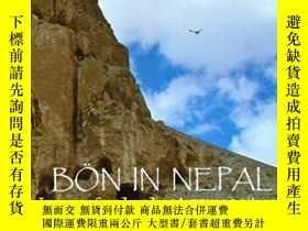 二手書博民逛書店【罕見】Bon in Nepal: Traces of the