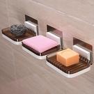 浴室吸盤肥皂盒創意吸壁式肥皂架免打孔壁掛...