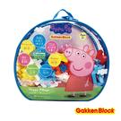 唯可 GakkenBlock 日本學研益智積木-歡樂村組合(佩佩豬)