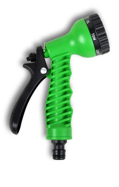 【FL生活+】第三代高壓彈力伸縮水管-7段式噴桿水槍(JC-3250-1)