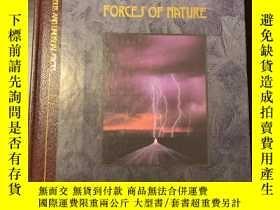 二手書博民逛書店Forces罕見of nature- library of curious and unusual facts