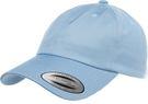 YP BASICS Classic Low Profile Dad Hat 經典低帽身老帽 淺藍色 鴨舌帽 棒球帽 帽子 休閒 / 街頭 / 百搭 / 情侶