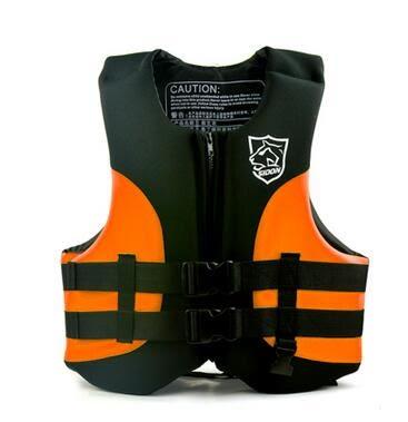 專業成人兒童救生衣大碼耐磨加厚強浮力Lpm1547【KIKIKOKO】