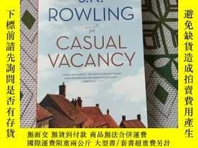 二手書博民逛書店the罕見casual vacancyY20621 the ca