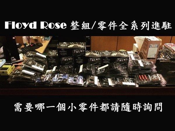☆唐尼樂器︵☆ Floyd Rose FRTX01000 電吉他(鉻銀色) LP SG Flying V 大搖座顫音系統