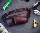 【找到自己】商務 電腦胸包 郵差包 側背包 腰包 小包 多夾層 立體夾層包