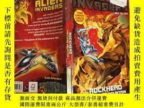 二手書博民逛書店alien罕見invaoers 入侵的外星人Y200392
