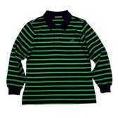 『小鱷魚童裝』經典條紋POLO衫(08號~20號)550101