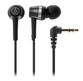【公司貨-非平輸】鐵三角 ATH-CKR30 耳塞式耳機(黑色)