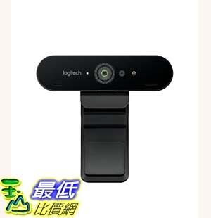 [7美國直購] 攝像頭 Logitech BRIO – Ultra HD Webcam for Video Conferencing, Recording, and Streaming