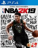 PS4 NBA 2K19(中文版)