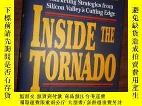 二手書博民逛書店Inside罕見the Tornado: Marketing S