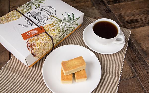 【紅頂穀創】土鳳梨酥(杏仁)20入裝