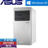 ASUS華碩 H-S640MB-I78700006T 桌上型電腦