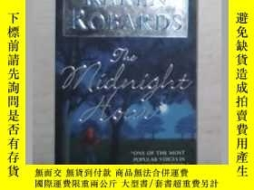 二手書博民逛書店英文原版罕見The Midnight Hour by Karen