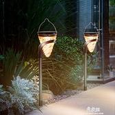 新款太陽能草坪燈插地燈 別墅花園裝飾燈戶外庭院LED壁燈專供 易家樂