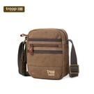 【TROOP】經典品格CLASSIC單肩包/TRP0454BN(棕色)