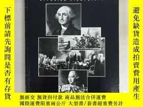 二手書博民逛書店美國革命(相反的觀點)America罕見Revolution (
