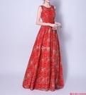 (45 Design)    7天到貨 客製化顏色大尺碼訂做訂做 日韓婚紗長禮服 高級訂製小禮服 大尺碼52