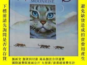 二手書博民逛書店原版罕見Moonrise (Warriors: The New