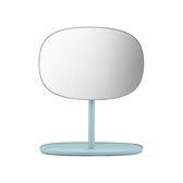丹麥 Normann Copenhagen Flip Mirror 菲利浦 梳妝鏡 / 桌鏡(淺藍色)