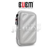 【滿490免運】BUBM行動電源收納硬殼包 硬碟包 電源線 耳機收納 防震 防潑水(小)(EHD)