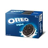 奧利奧OREO巧克力三明治餅乾-原味口味399g【愛買】