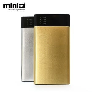 [富廉網] miniQ 21000Amh 超大容量雙輸出 行動電源 (MDBP-033)