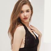 Audrey-魔塑扣 無鋼圈內衣(鋼琴黑)