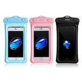 店長推薦 手機防水袋潛水套觸屏iphone7plus溫泉游泳手機通用蘋果6S手機殼