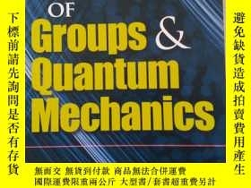 二手書博民逛書店The罕見Theory of Groups and Quantu