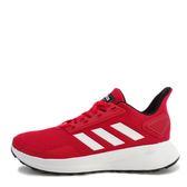 Adidas Duramo 9 K [BB7059] 大童鞋 運動 休閒 輕量 透氣 避震 穿脫 便利 紅 白 愛迪達